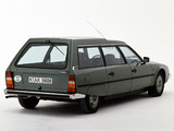 Citroën CX Break 1981–86 wallpapers