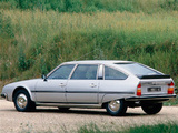 Citroën CX 25 Limousine Turbo 1986–89 wallpapers