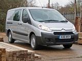 Citroën Dispatch Combi 2012 images