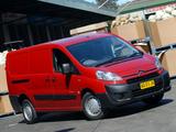 Pictures of Citroën Dispatch Van LWB AU-spec 2009