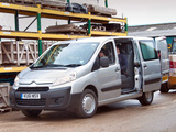 Pictures of Citroën Dispatch Combi 2012