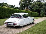 Citroën DSuper 5 UK-spec 1970–75 pictures