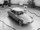 Citroën DS 19 1955–68 wallpapers