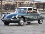 Citroën DS 21 Pallas 1964–68 photos