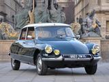 Citroën DS 21 Pallas 1964–68 pictures