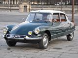Citroën DS 21 Pallas 1964–68 wallpapers