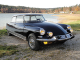 Citroën DS 21 Concorde Coupe by Chapron 1965–68 wallpapers