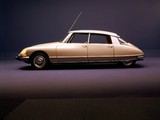 Citroën DS 21 Berline 1968–74 images