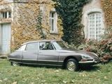 Citroen DS 23 Pallas 1968–76 photos