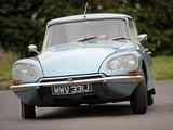 Citroën DS 21 Berline 1968–74 photos
