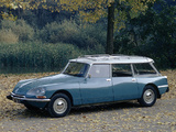Citroën DS 21 Break 1968–76 pictures