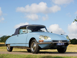 Citroën DS 21 Cabriolet 1968–71 pictures
