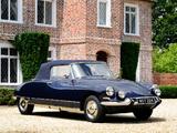 Images of Citroën DS 19 Cabriolet UK-spec 1962–67
