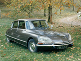 Images of Citroën DS 21 Berline 1968–74