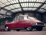 Photos of Citroën DS 19 1955–68