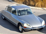 Photos of Citroen DS 23 Pallas 1968–76