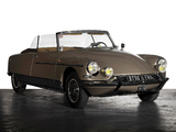Photos of Citroën DS 21 Cabriolet Palm Beach by Chapron 1962–72