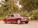 Pictures of Citroën DS 19 1955–68