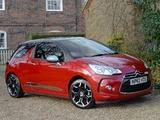 Citroën DS3 UK-spec 2009 images