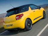 Citroën DS3 UK-spec 2009 photos