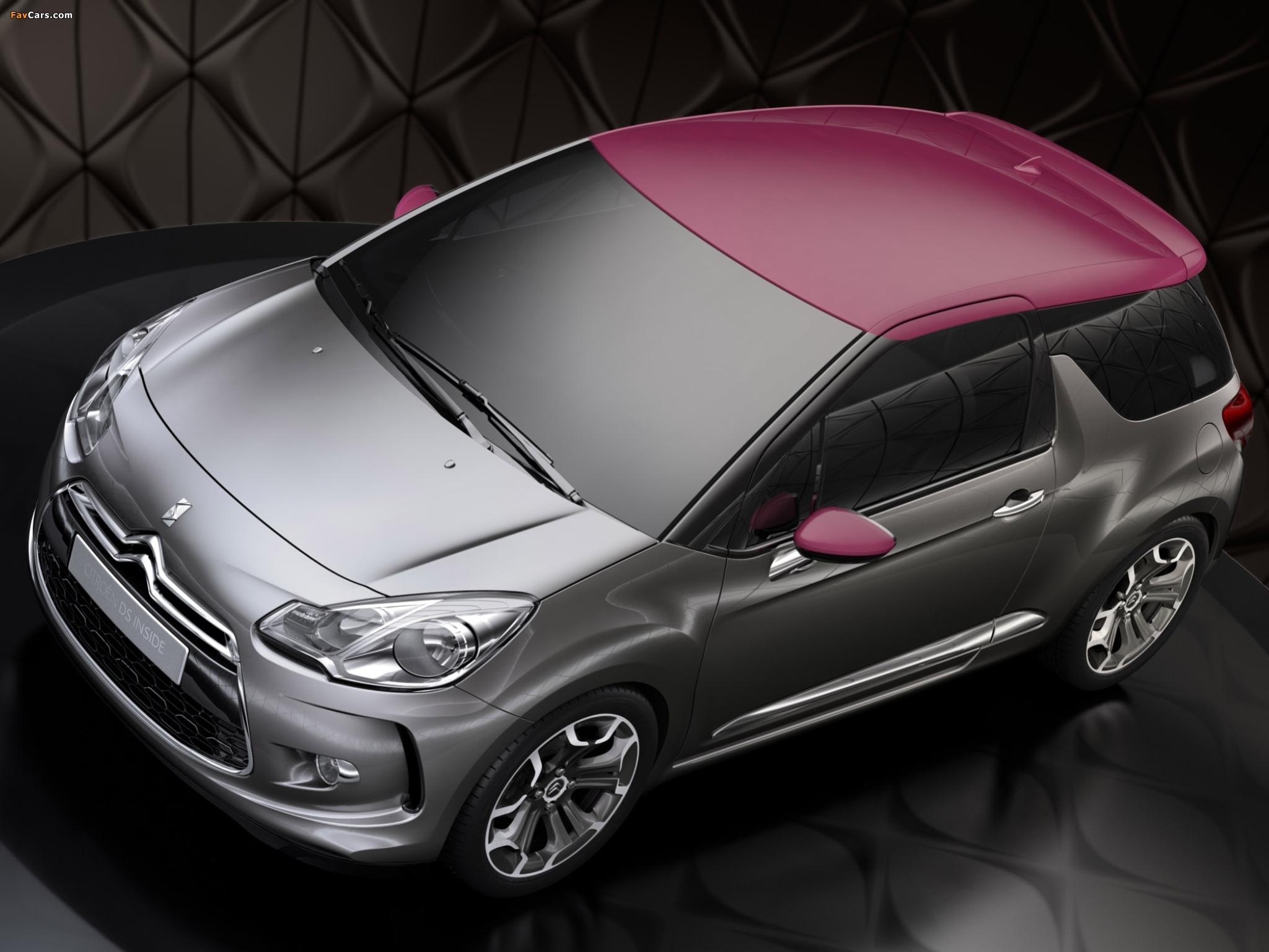 Citroën DS Inside Concept 2009 pictures (2048 x 1536)