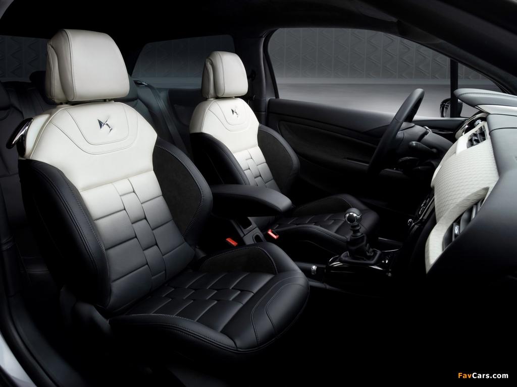 Citroën DS Inside Concept 2009 pictures (1024 x 768)