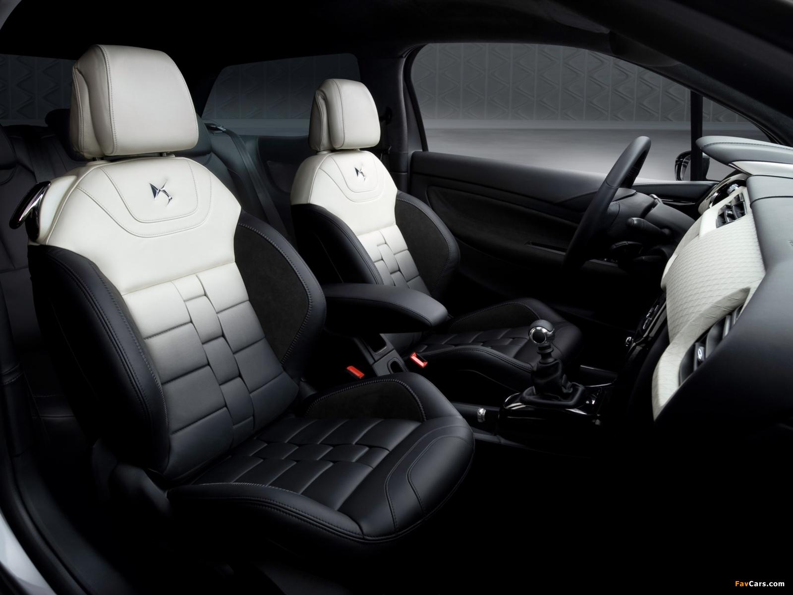 Citroën DS Inside Concept 2009 pictures (1600 x 1200)