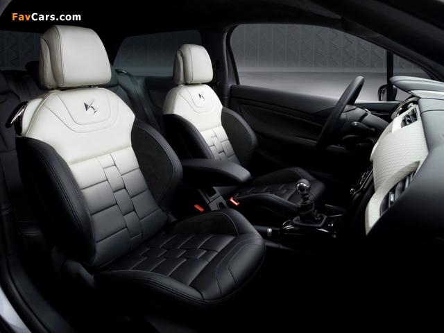 Citroën DS Inside Concept 2009 pictures (640 x 480)