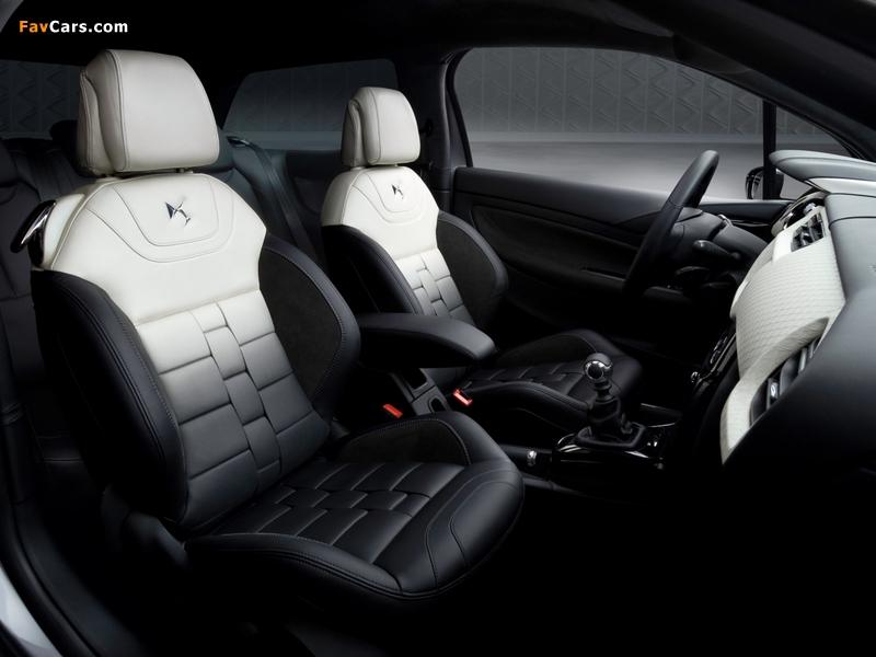 Citroën DS Inside Concept 2009 pictures (800 x 600)
