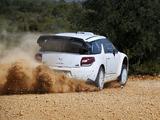 Citroën DS3 WRC Prototype 2010 photos