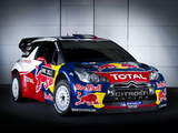 Citroën DS3 WRC 2011 photos