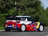 Citroën DS3 WRC 2011 pictures
