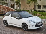 Citroën DS3 Cabrio ZA-spec 2013 images