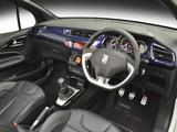 Citroën DS3 Cabrio ZA-spec 2013 images