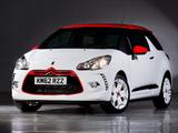 Citroën DS3 Red 2013 photos