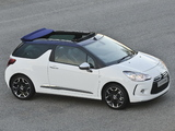 Citroën DS3 Cabrio ZA-spec 2013 photos