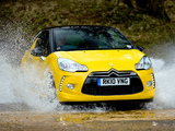 Images of Citroën DS3 UK-spec 2009