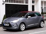 Images of Citroën DS3 UK-spec 2009