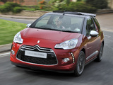 Images of Citroën DS3 Cabrio ZA-spec 2013