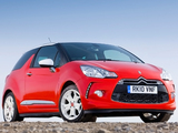 Photos of Citroën DS3 UK-spec 2009