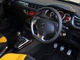 Photos of Citroën DS3 AU-spec 2009
