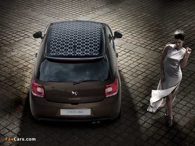 Photos of Citroën DS3 Ultra Prestige 2011 (640 x 480)