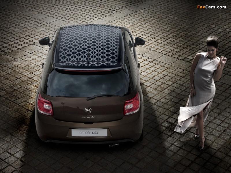 Photos of Citroën DS3 Ultra Prestige 2011 (800 x 600)