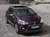 Photos of Citroën DS3 Cabrio Faubourg Addict 2013