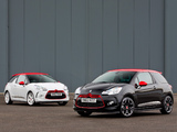Photos of Citroën DS3 Red 2013
