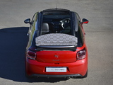 Photos of Citroën DS3 Cabrio ZA-spec 2013