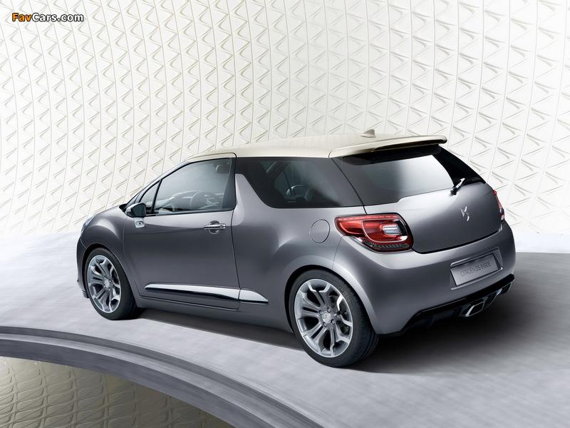 Pictures of Citroën DS Inside Concept 2009 (800 x 600)