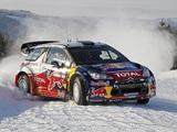 Pictures of Citroën DS3 WRC 2011