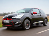 Pictures of Citroën DS3 Red 2013