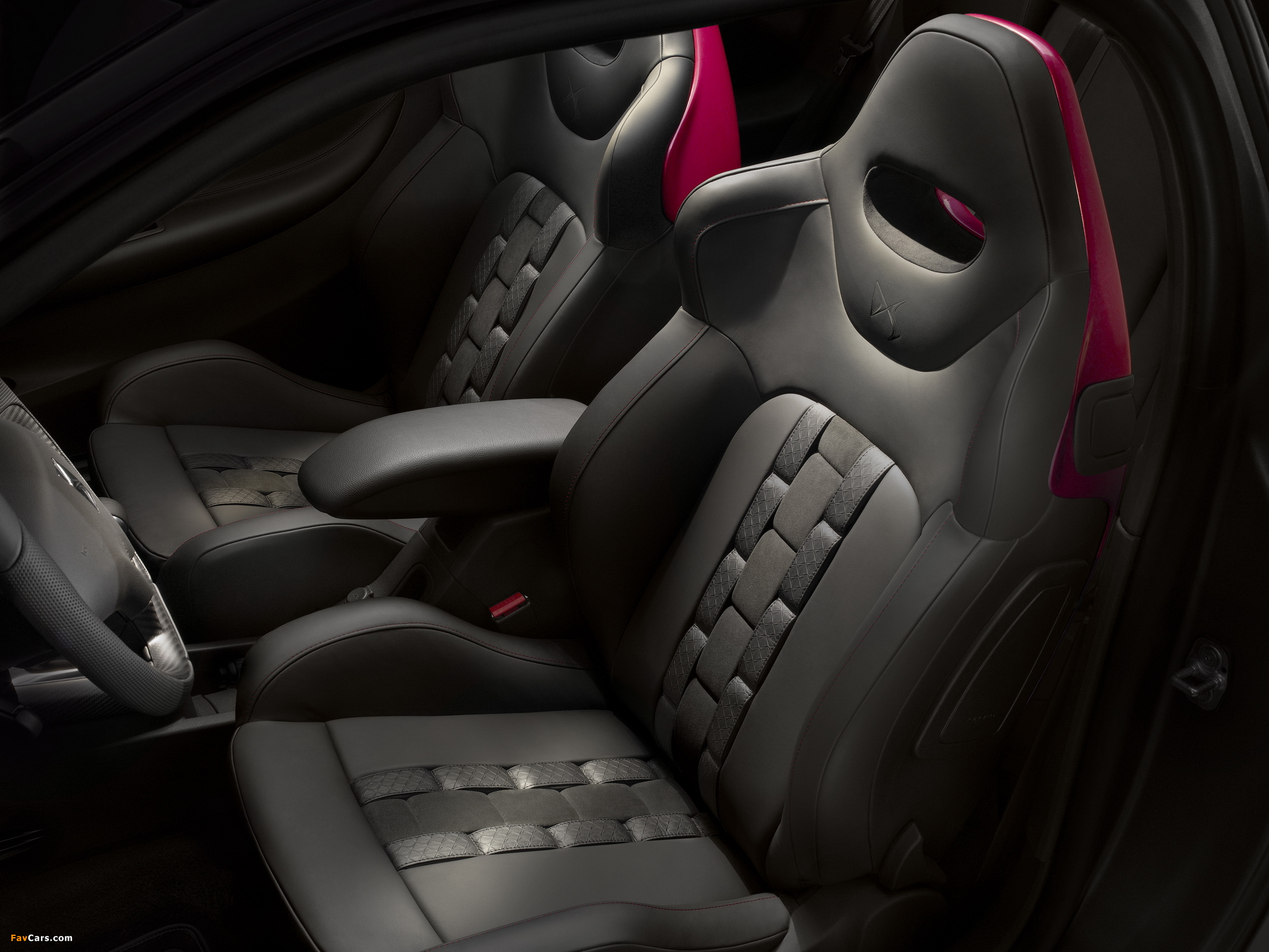 Pictures of Citroën DS3 Cabrio Racing Concept 2013 (2048 x 1536)